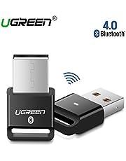 30524 Ugreen USB Bluetooth Adaptör V4.0 Siyah ()