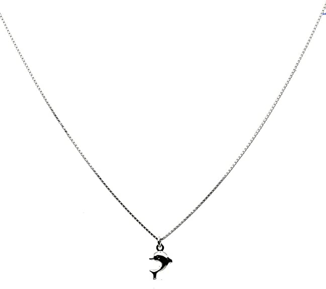 L@@k! Beautiful Sterling Silver Dolphin Charm Mint Condition