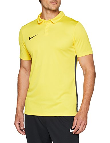 Tour Yellow Academy18 black Nike Polo anthracite 7Eg7qf