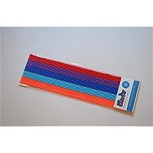 3Doodler Mix Colour ABS pack - Bohemian Blend (Orange/Blue/Navy/Purple/Red)