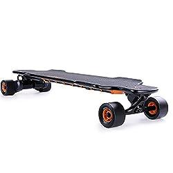 "Buffalo F Electric Skateboard, 39"" Single/Dual Motor Remote Controlled Electric Longboard (2400W 25MPH)"