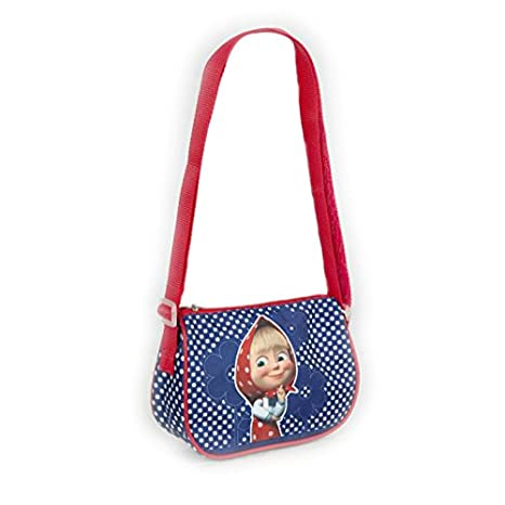 Amazon Com Masha And The Bear Preschool Bag Baby Bag Small