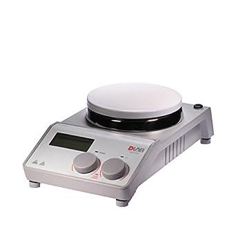 DLAB 8030101110 Ms-H-Pro+ Digital Ceramic Hotplate Magnetic ...