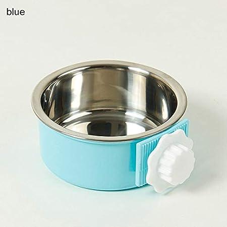 Jimin - Cuenco de alimentación para Mascotas, para Perro, Gato ...