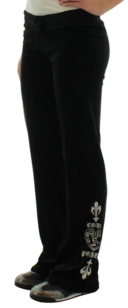 Sinful Sweatpants Reflection Pant Schwarz