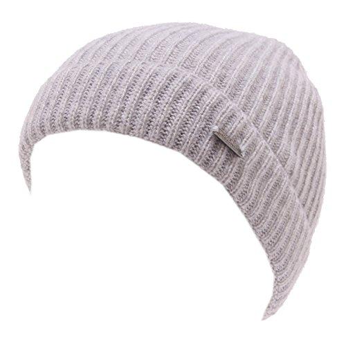 Unisex Hat Grey Bimbo Grigio Cuffia Kid Cashmere Woolrich zq8Ixaww