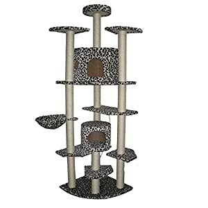 "BestPet 80"" Cat Tree Condo Furniture Scratch Post Pet House"