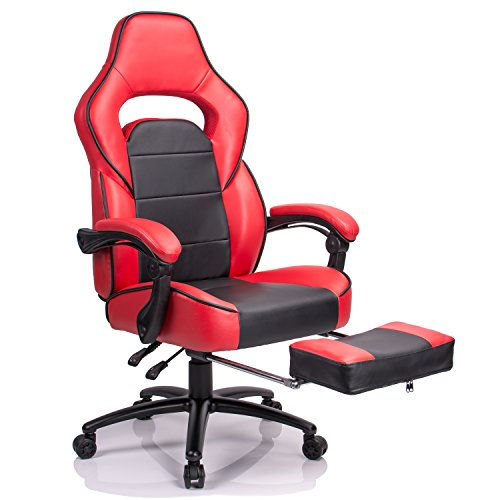 41WzEsAMUfL - Aminiture-Big-and-Tall-Gaming-Chair-Executive-Reclining-Racing-High-Back-PU-Leather-Swivel-Chair-Computer-Desk-Lumbar-Support-Home-Office-Chair-with-Footrest