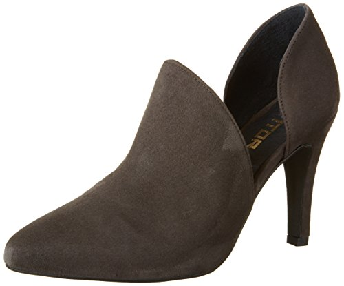 Mentor Damen Pump Pumps Grau (Dark Grey)