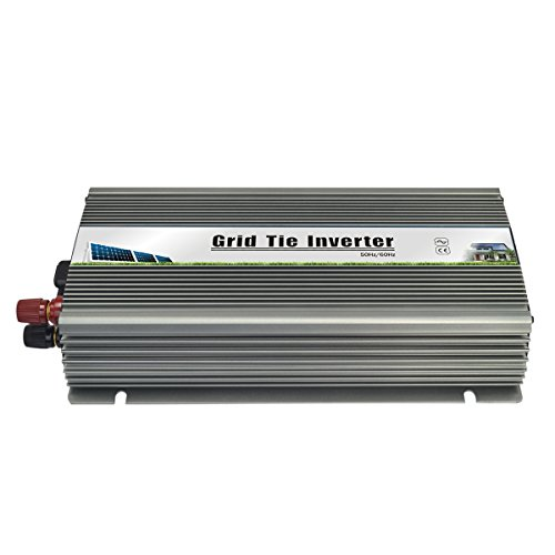 SUNGOLDPOWER New 1000w Grid Tie Solar Power Inverter Converter 10.5V-28V DC Input For Solar Panel System, Good Quality by GTSUN