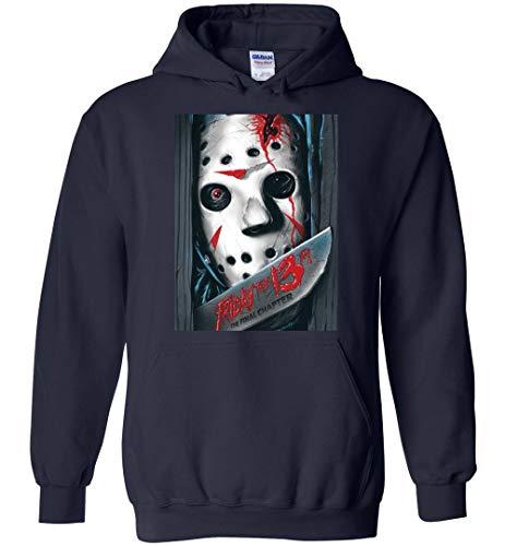 Halloween Jasons Shirt Jason Friday 13th Final Chapter Hoodie -