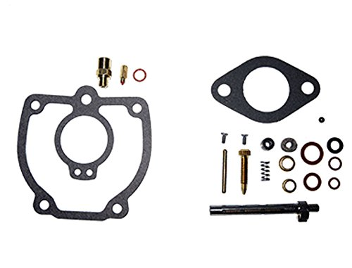Seat Farmall (R0249 - Basic Carb Kit for Farmall Tractors - Instructions Included)