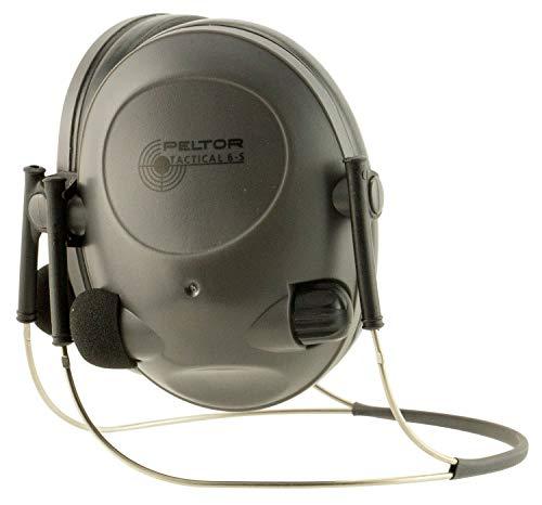 (3M Peltor Soundtrap/Tactical 6-S Electronic Headset (Renewed))