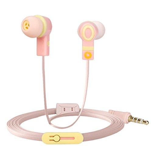 AutumnFall In-ear earphones,2017 New Bass Stereo Universal 3