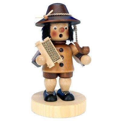 35-960 - Christian Ulbricht Incense Burner - Beekeeper - 7.5''''H x 4''''W x 4''''D by Christian Ulbricht