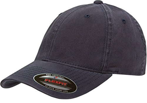 Navy Fitted Cap - 9