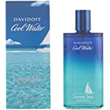 Cool Water Summer Seas Limited Edition For Men By Davidoff Eau De Toilette Spray