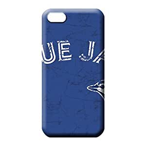 diy zhengiphone 5/5s normal Series Premium Scratch-proof Protection Cases Covers phone cover skin toronto blue jays mlb baseball