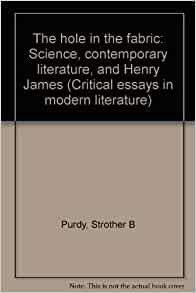 henry james critical essays