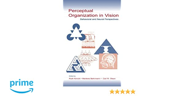 Amazon perceptual organization in vision behavioral and neural amazon perceptual organization in vision behavioral and neural perspectives carnegie mellon symposia on cognition series 9780805838725 ruth fandeluxe Choice Image
