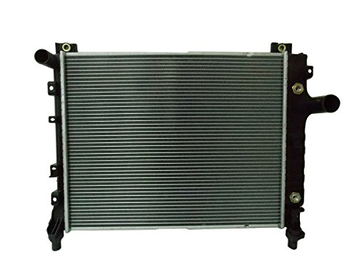 02 dodge dakota radiator - 9