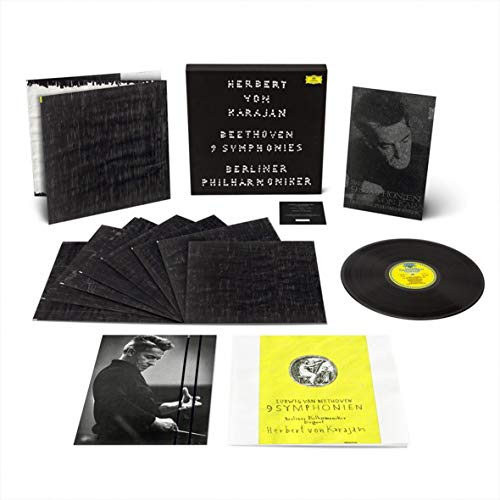 - Beethoven: 9 Symphonies [8 LP][Deluxe Edition]