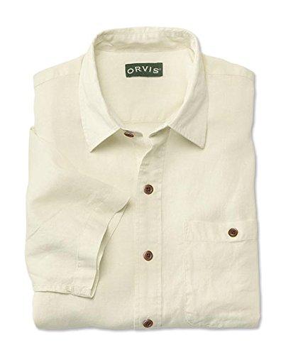 Orvis-Mens-HempTencel-Short-sleeved-Shirt-Hemp-And-Tencel-Short-sleeved-Shirt
