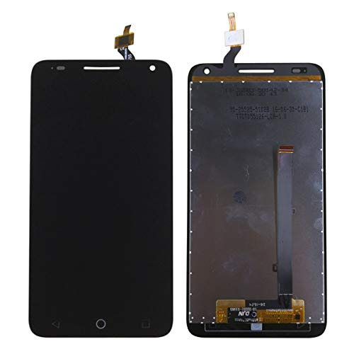 swark LCD Display Compatible Alcatel One Touch Pop 3 5.5 5025 5025D 5025E 5025X Digitizer Touch Screen Replacement Frame (Black) (Alcatel One Touch X Pop)