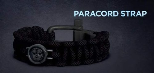 Call of Duty Ghosts Paracord Strap (Cod Ghost Stuff)