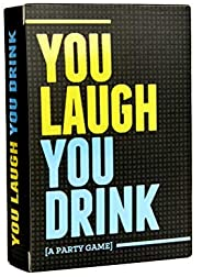 You Laugh You Drink - The Drinking Game for People Who Can't Keep a Straight Face [A Party G