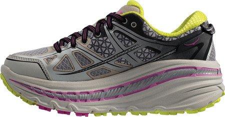 Hoka Stinson 3 ATR Womens Trail Running Shoes - AW16-10 - Grey bi94Z6s