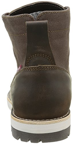 Levi's Boots UK Brown Dark Jax 11 66xFn8