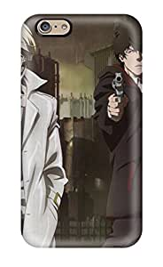 Zheng caseIphone 6 Hard Back With Bumper Silicone Gel Tpu Case Cover Psycho-pass