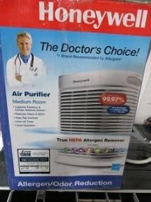 Honeywell-HA106WHD-Air-Purifier-HEPA-Filter-Medium-Room-Micr