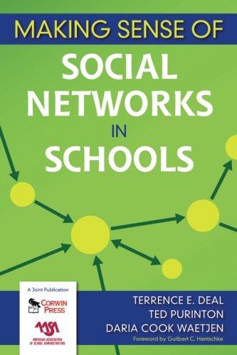 Making Sense of Social Networks in Schools