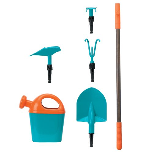 Price comparison product image Gardena Little Gardener Boys and Girls 6 Piece Tool Set (I)