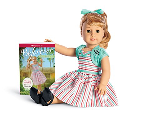 American Girl Maryellen Doll and