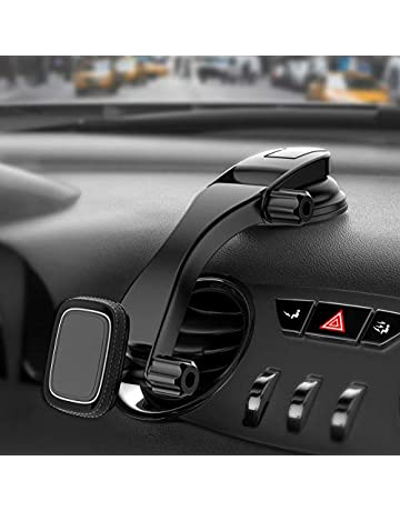 971e69419f373a MIRACASE Car Phone Mount Magnetic Phone Holder Dashboard&Windshield  Adjustable Vehicle Phone Stand Universal Compatible with iPhone
