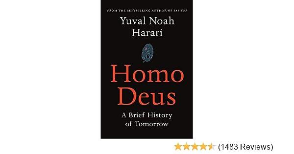 amazon homo deus