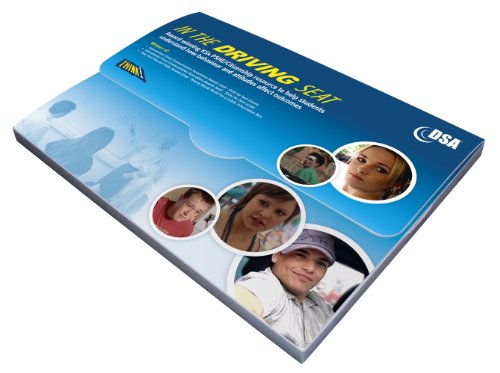 In the Driving Seat: Pshe/Citizenship Dvd and Lesson Plan Resource