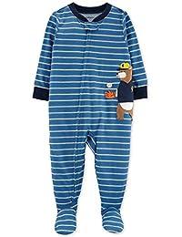 Carter's bebé Boys 'algodón Dormir y Jugar del Footed Pajama