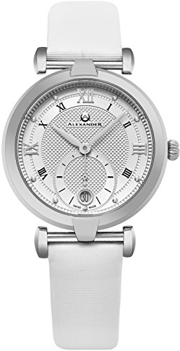 alexander-monarch-olympias-date-silver-large-face-watch-for-women-swiss-quartz-stainless-steel-white