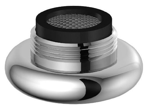 0.5 GPM Danze DA500209NBN Junior Male Spray Faucet Aerator Kit Brushed Nickel