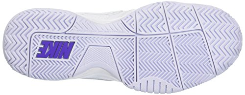 Amazon.com | Nike City Court 7 GS Running Trainers 488327 Sneakers Shoes (UK 5.5 us 6Y EU 38.5, White Metallic Silver 115) | Fashion Sneakers