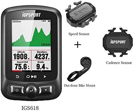 MTSBW GPS Ordenador para Bicicleta, Velocímetro Bluetooth ...