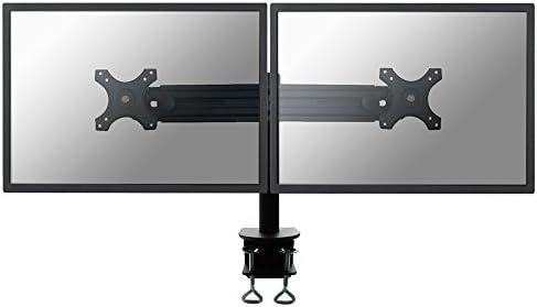 Newstar FPMA-D700DD Tilt/Turn/Rotate Dual Desk Stand for two 19-30