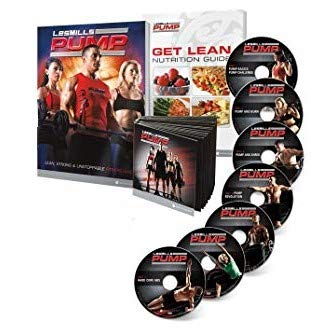 Pump Cardio Step - Les Mills PUMP Fitness 7 DVD Workout Set
