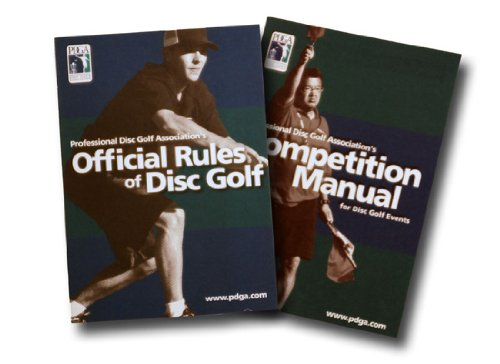 (Official Rules of Disc Golf and Competition Manual - PDGA Rule Book)