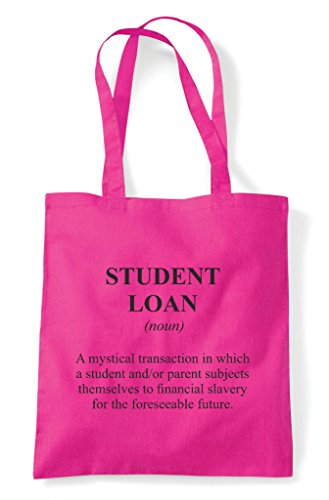 Loan Fuschia Definition Funny Dictionary Student Alternative Bag Shopper Not The Tote In PqOxd4S