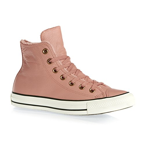 Converse Baskets All mode mixte Taylor adulte Shearling Hi Leather Chuck Star 010qnrTw